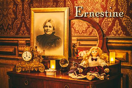 Le manoir d'Ernestine