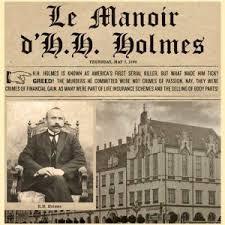 Le manoir d'H.H. Holmes