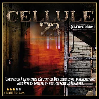 Cellule 23 Bretigny