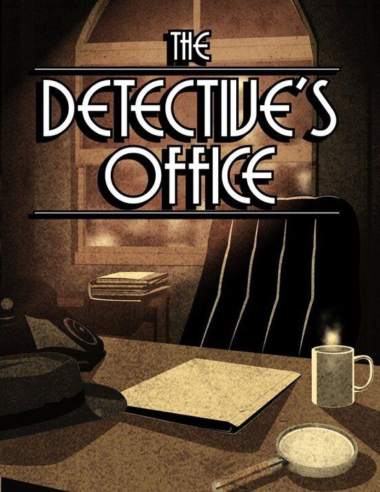Detectiv's office